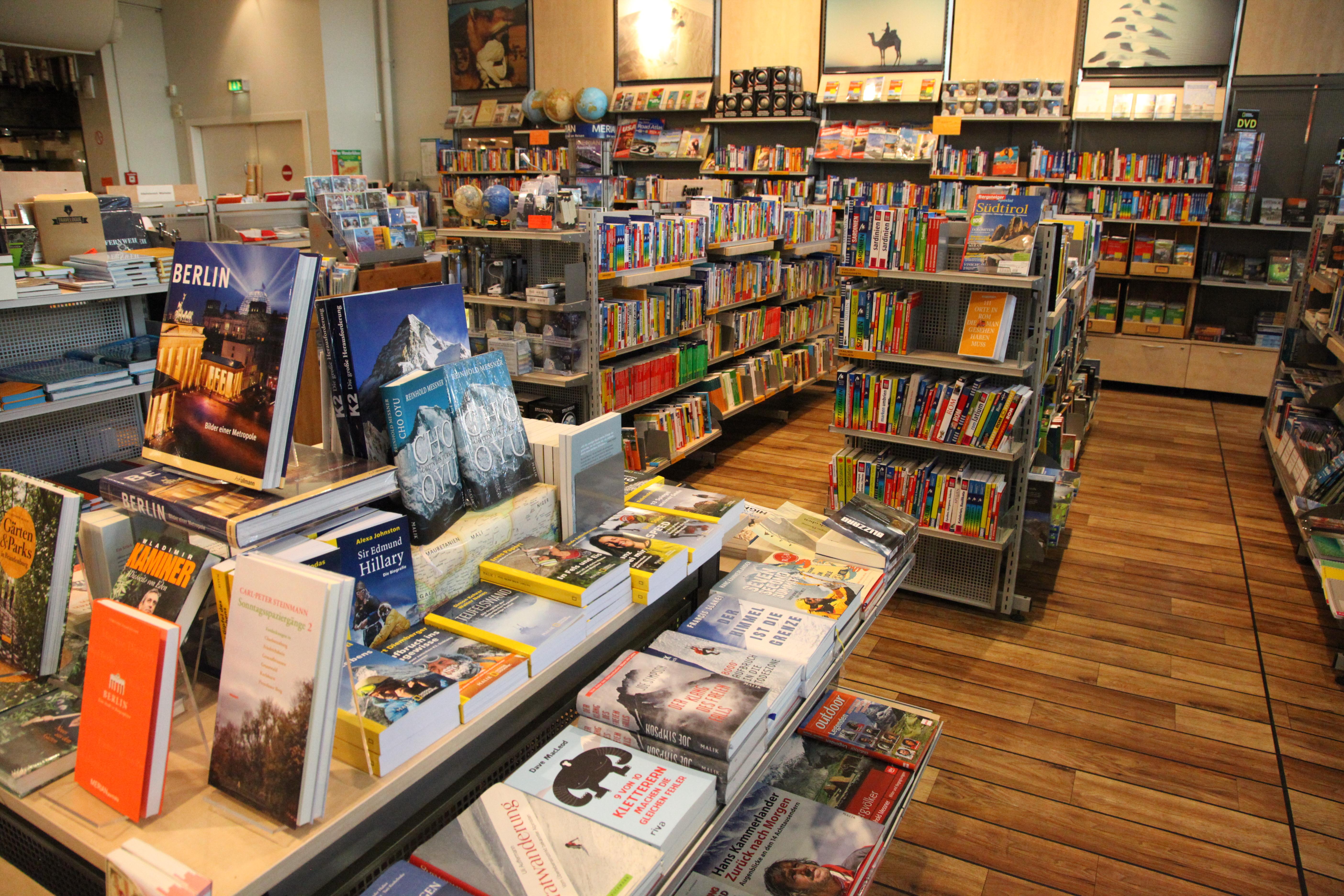 Kletterausrüstung Berlin : Presseinfo filiale berlin globetrotter.de