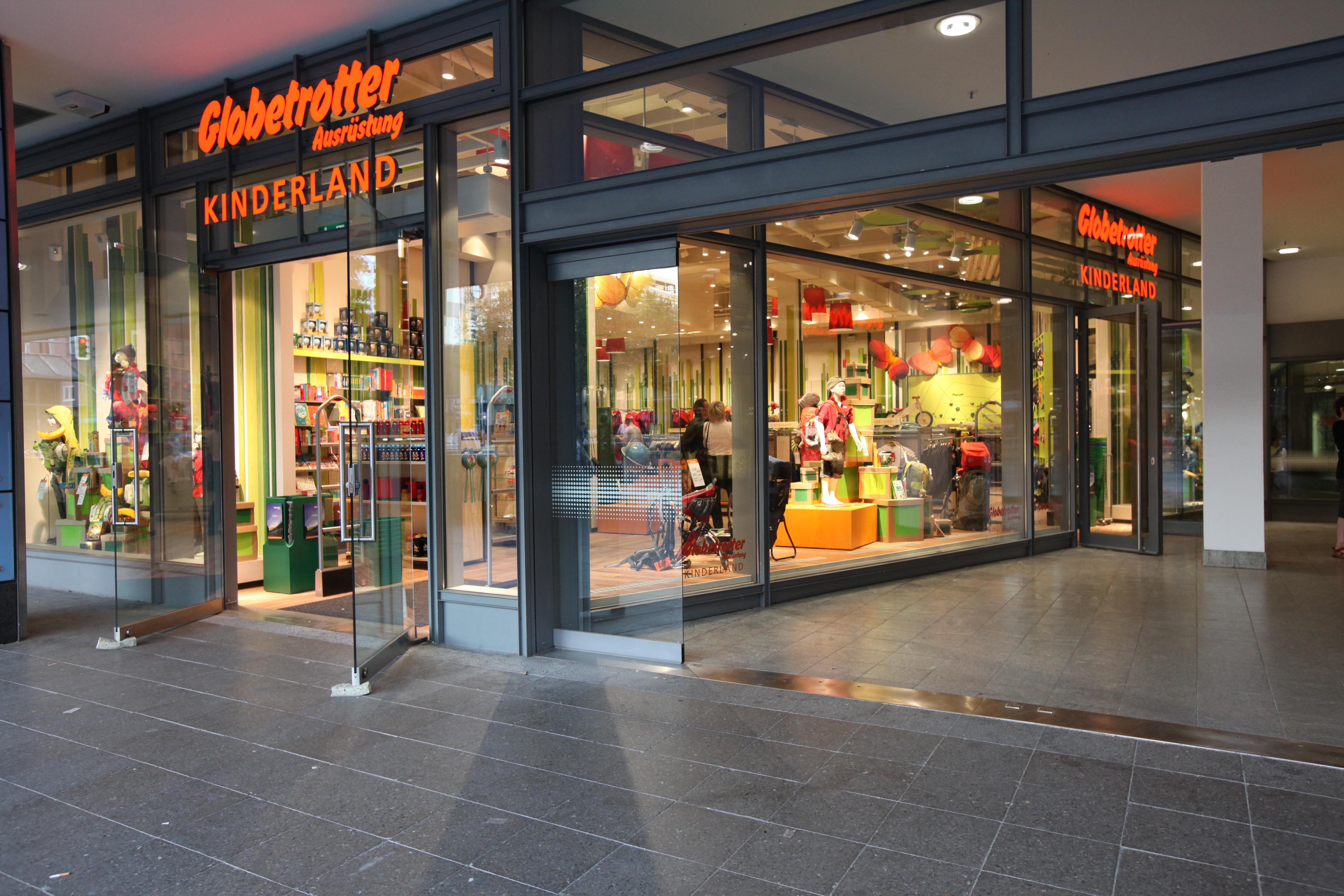 Kletterausrüstung Globetrotter : Presseinfo filiale berlin globetrotter.de