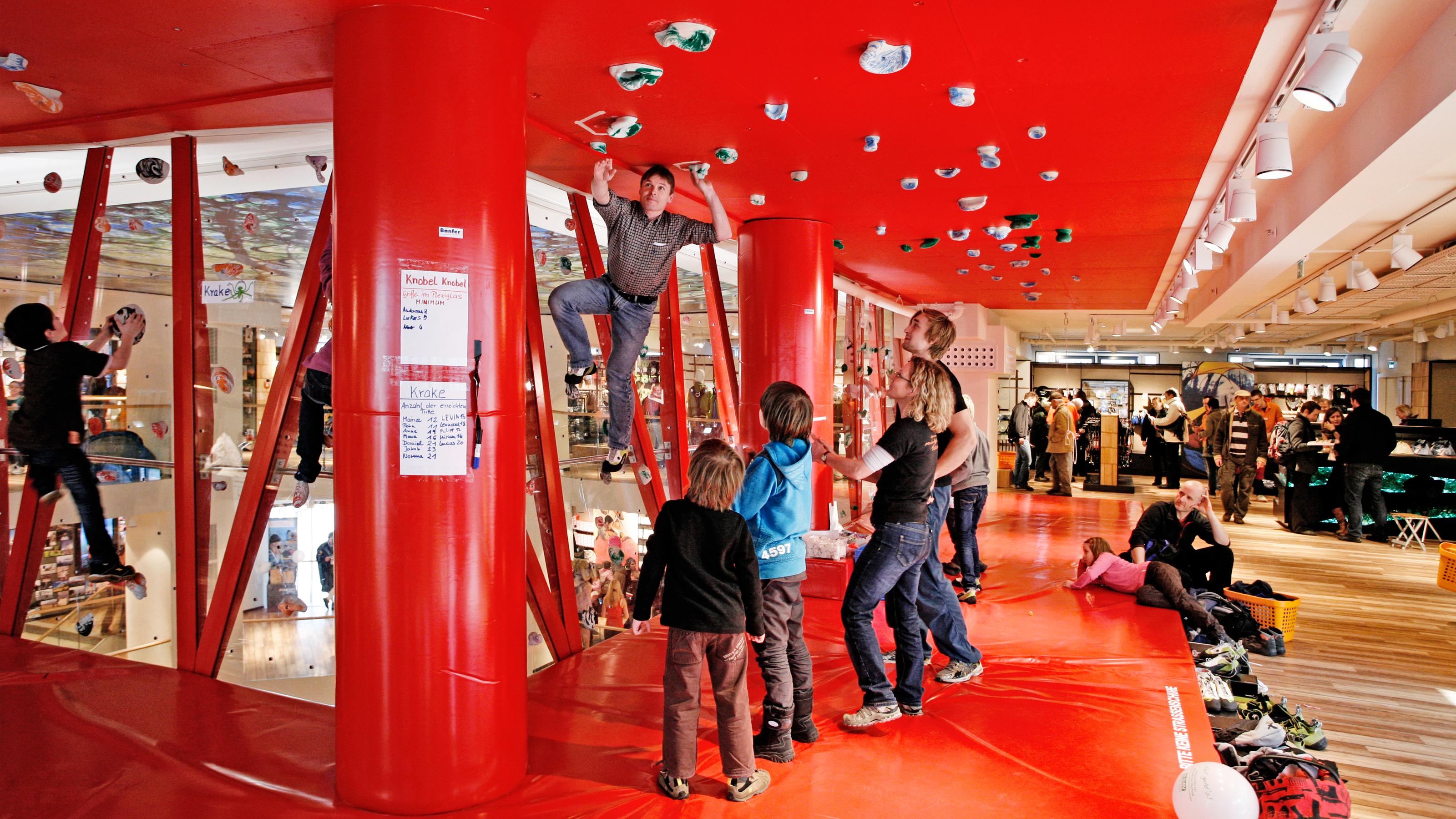 Kletterausrüstung Globetrotter : Presseinfo filiale münchen globetrotter.de