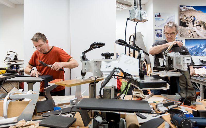 Produktentwicklung bei Arc'teryx - Handarbeit, Ingenieurskunst und High-Tech