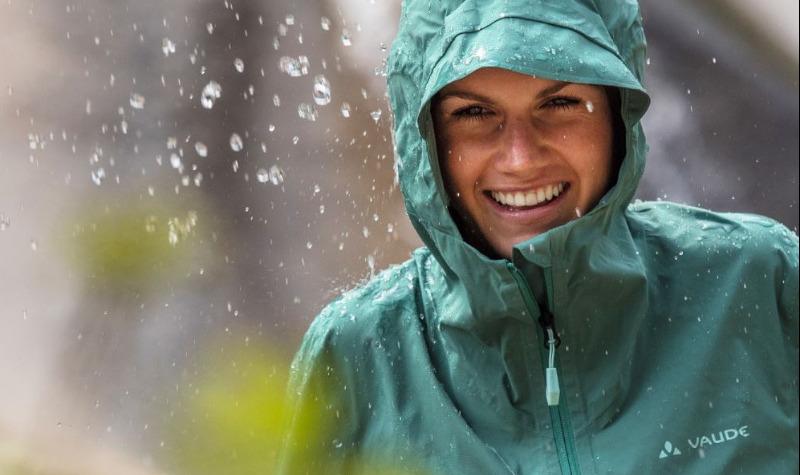 Es geht auch ohne - Vaude Regenbekleidung ist frei von PFC