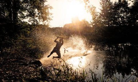 Fotowettbewerb: Hitzefrei