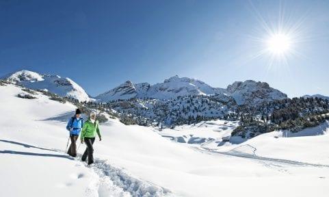 Südtirol: Dolce Vita im Schnee