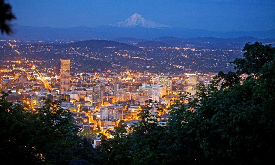 Mit Keen nach Portland