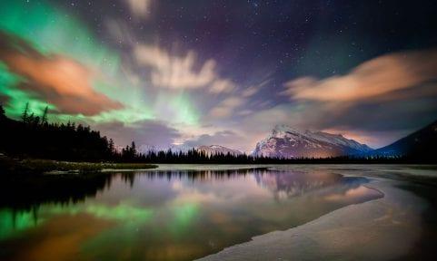 Alberta: Wo der Winter wohnt