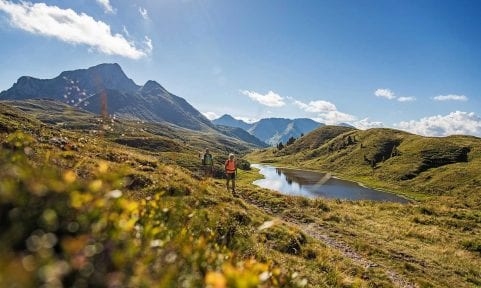 Fernwanderwege in Kärnten