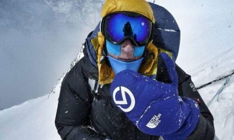 David Göttler: zurück vom Everest
