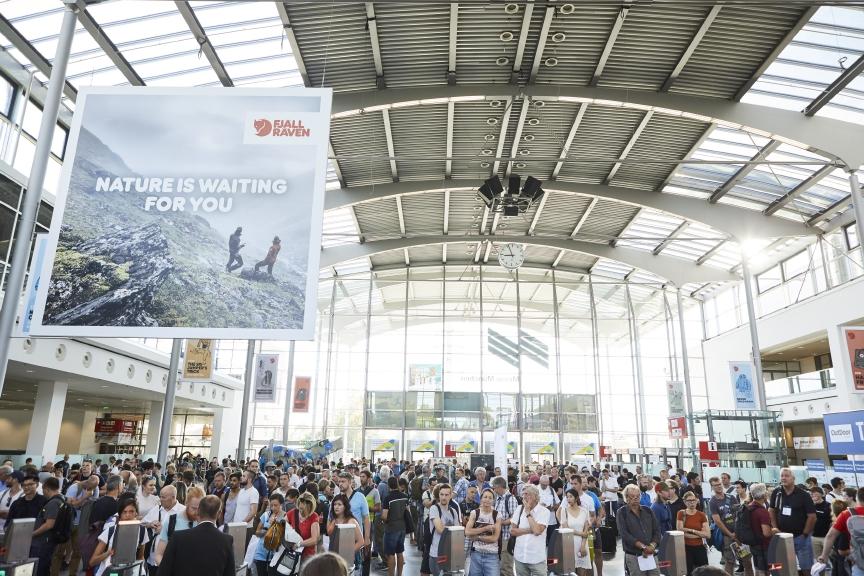 Trends und Nachhaltigkeit auf der ersten OutDoor by ISPO 2019