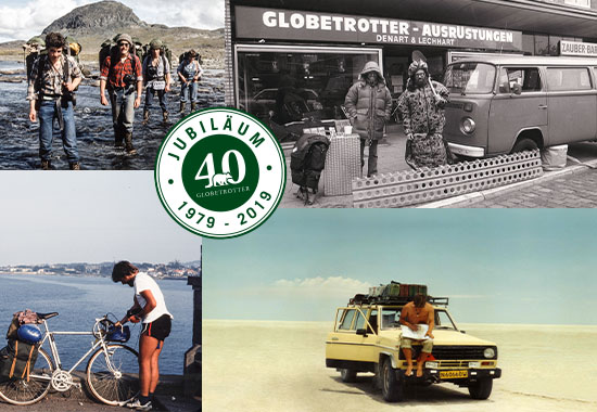 Wir feiern 40 Jahre Globetrotter