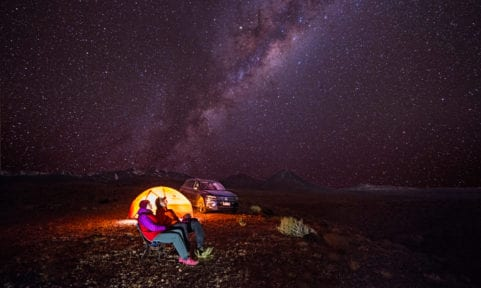 Al Norte – zu den Sternen