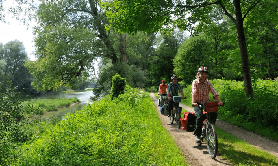 Kaufberatung: Fluss-Radwanderwege