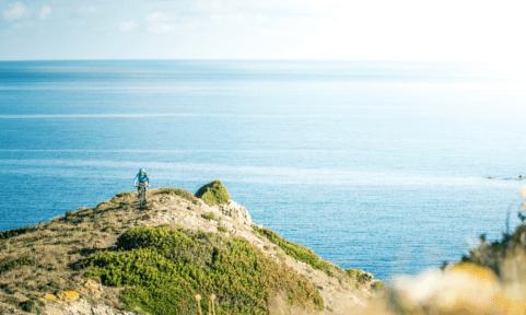 Menorca: Badeurlaub mit Bike