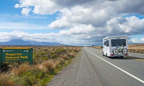 Roadtrip Neuseeland: The long way to Rotarua