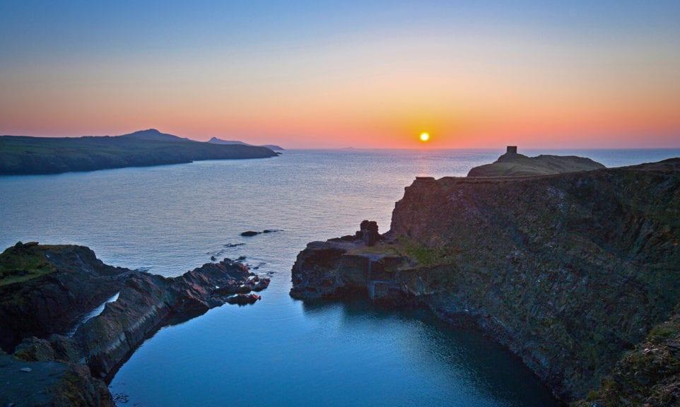 Greatest Hits und große Stille in Wales