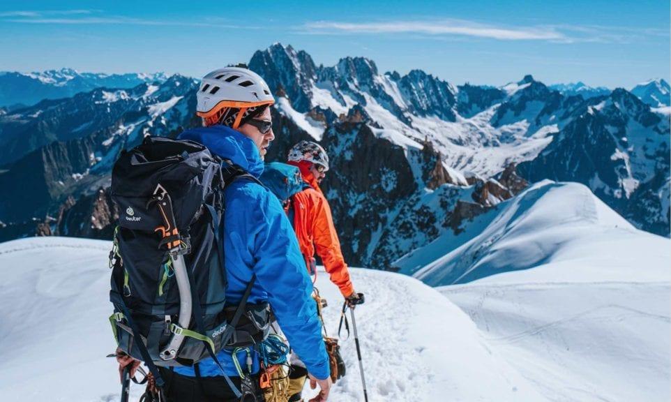 Mont Blanc – wenn der Gipfel zur Nebensache wird