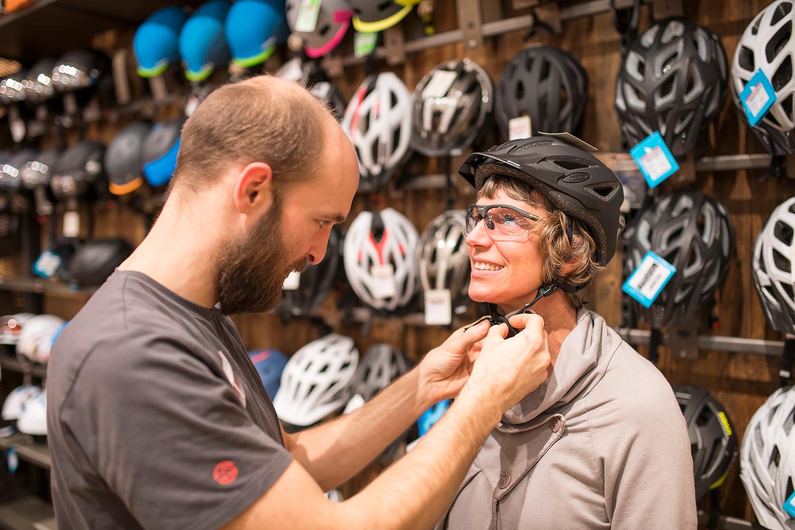 Kaufberatung Fahrradhelme