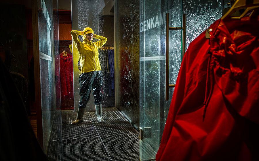 Kaufberatung Regenbekleidung