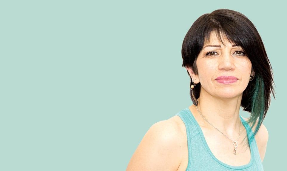 Berge und Freiheit: Soheila Mirzaei