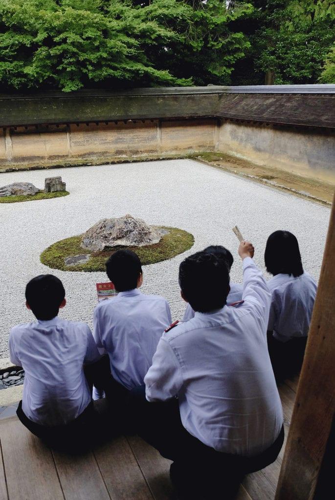 Japanischer Zengarten