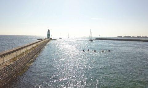 Globetrotter in der Dänischen Südsee