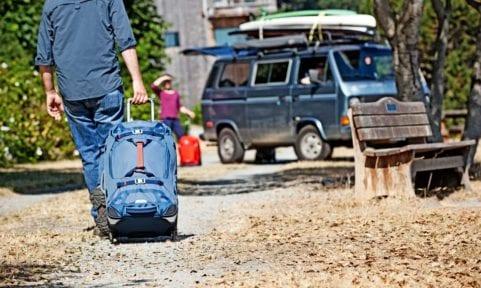 Reisegepäck für Urlaub und Dienstreise