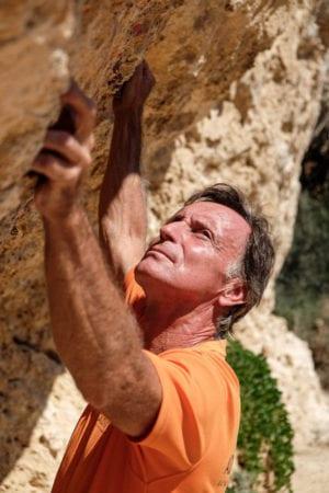 Malta Gozo Klettern Dietmar Treptow