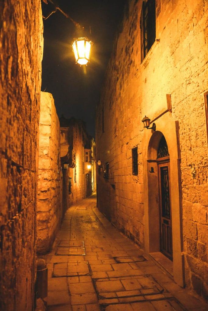 Malta Tipps Mdina Altstadt