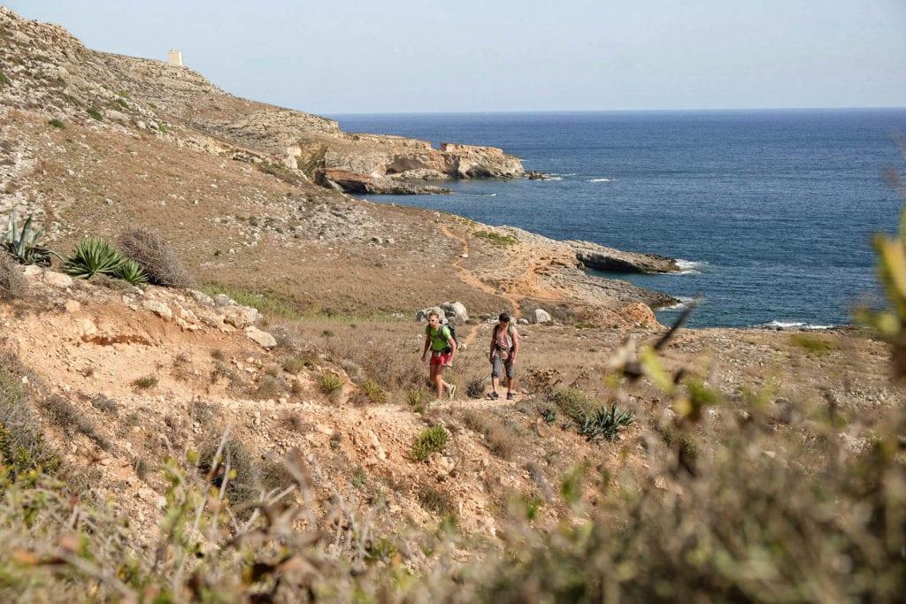 Malta Wandern Tipps