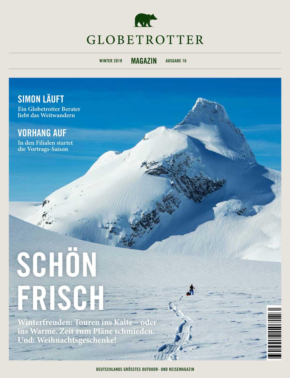 Globetrotter Magazin #16
