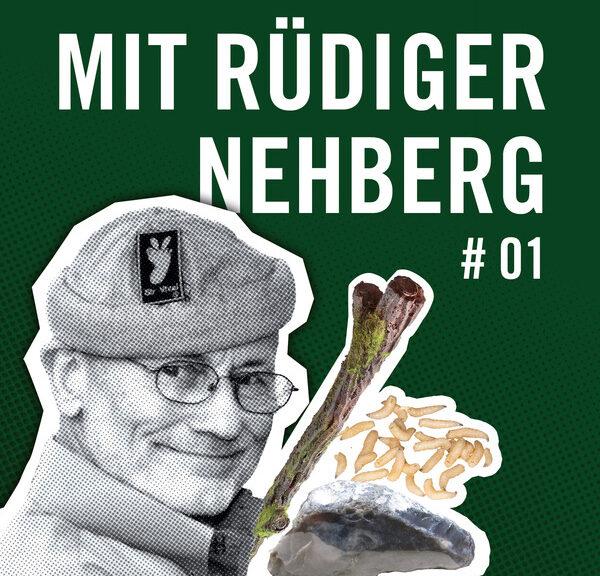 Rausgehört #01 mit Rüdiger Nehberg