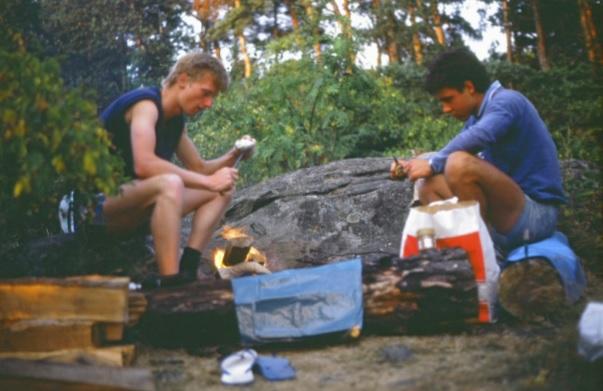 1981 war Skandinavien noch ein Reiseziel für Exoten
