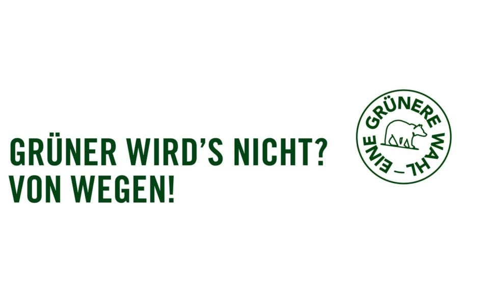 Status quo 2019: Grünere Wahl
