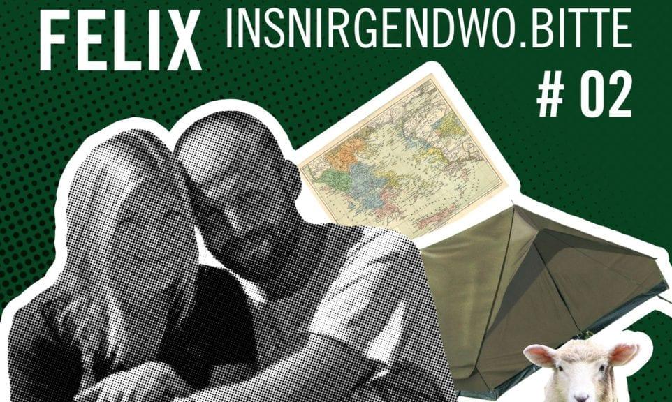 Rausgehört #02 mit Franziska und Felix von insnirgendwo.bitte