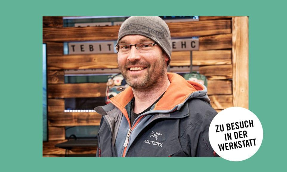 »Schnell, schneller, Globetrotter Werkstatt«