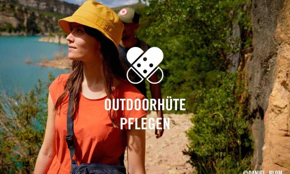 Produktpflege Hüte