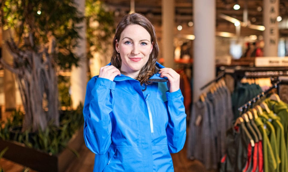 Neuheiten: The North Face Dryzzle Jacket
