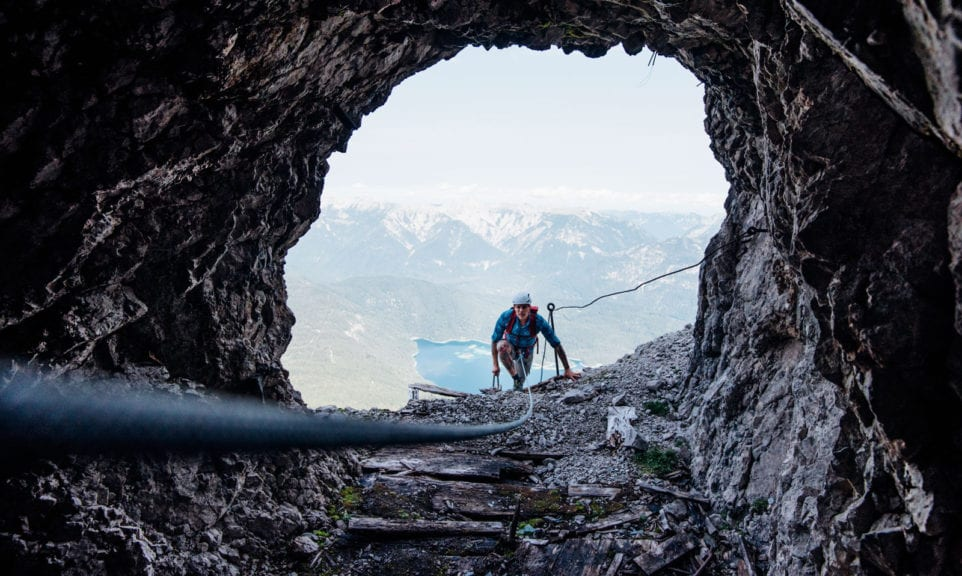 Zugspitze: Am kurzen Seil auf langer Tour