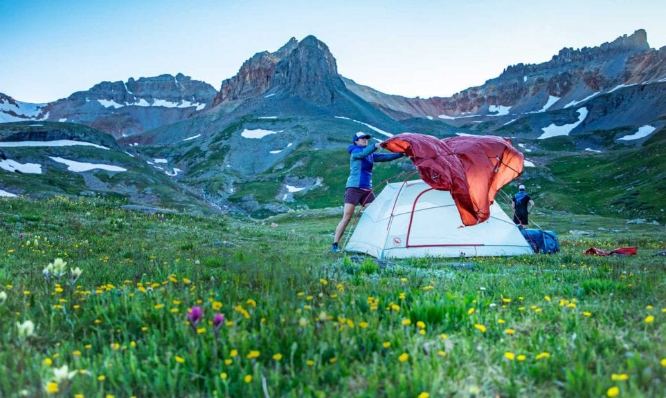 Zelthersteller Big Agnes