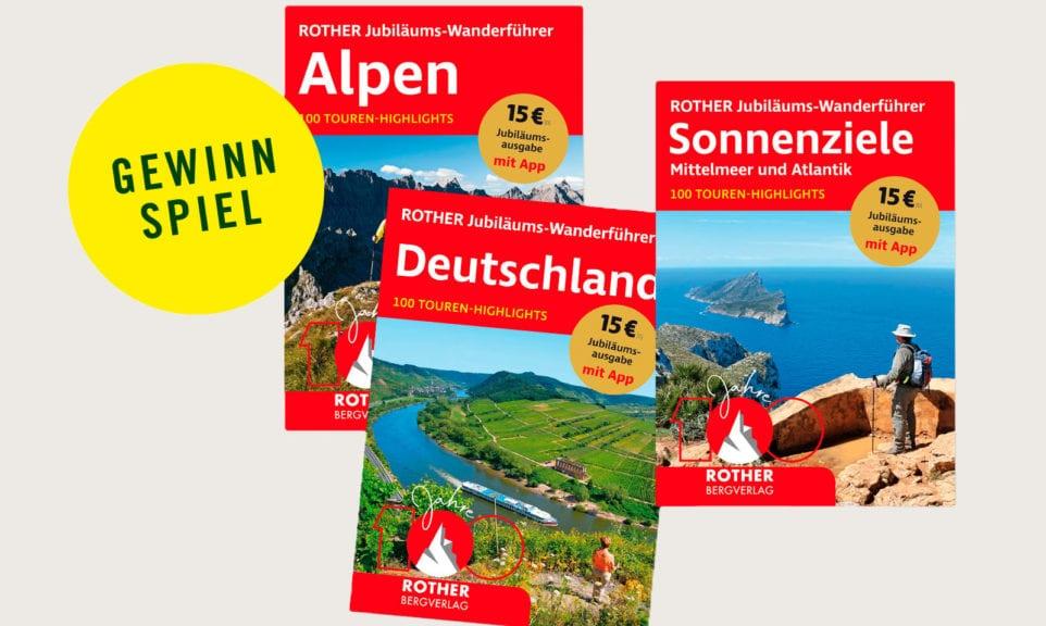 Gewinnspiel: 100 Jahre Rother Verlag