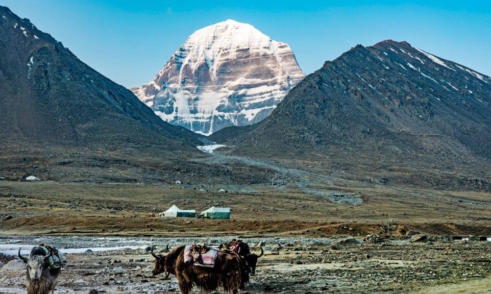 Kailash: Der heilige Berg