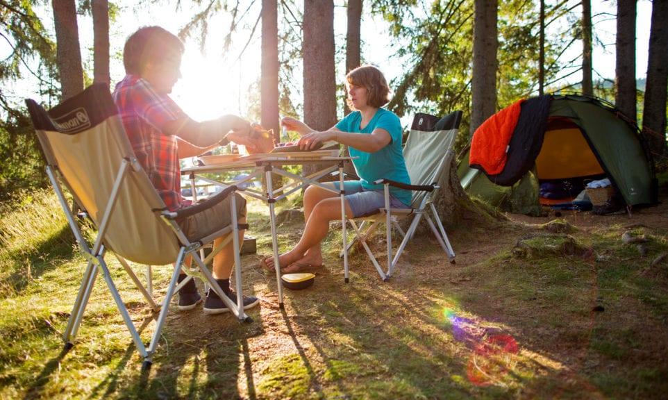 Die 20 schönsten Campingplätze Deutschlands