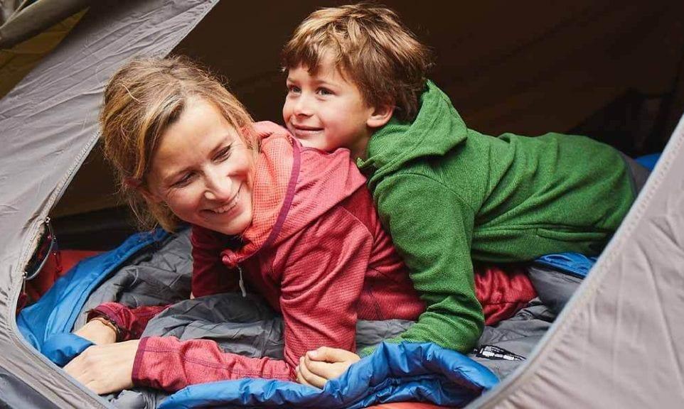 Kaufberatung Camping mit Kindern