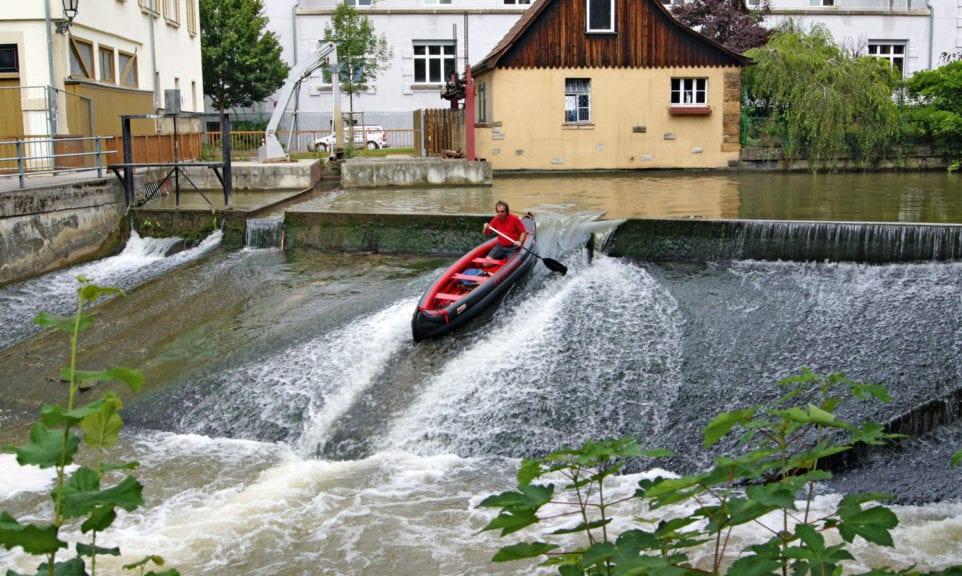 Kanutipp Stuttgart: Neckar