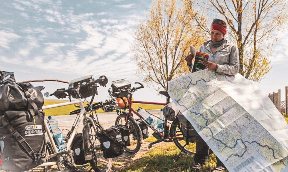 Tourenplanung und Navigation fürs Rad