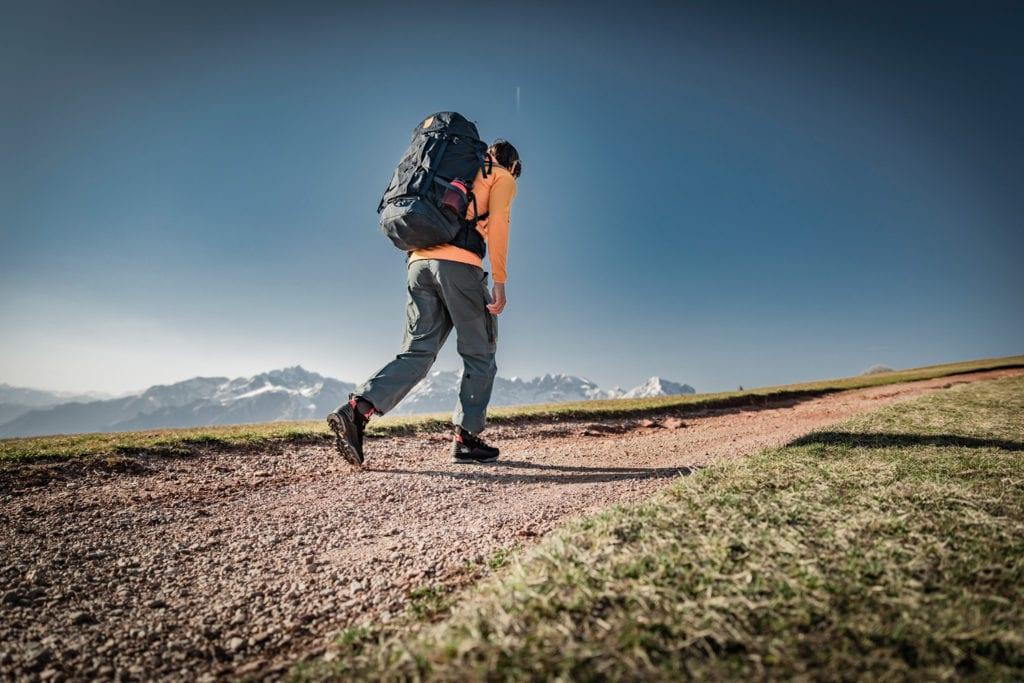 Wie viel können Sie Gewicht Wanderschuhe verlieren