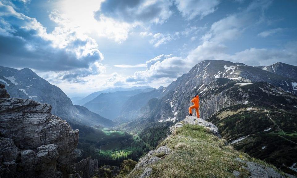 Astro- und Landschaftsfotografie in den Bergen