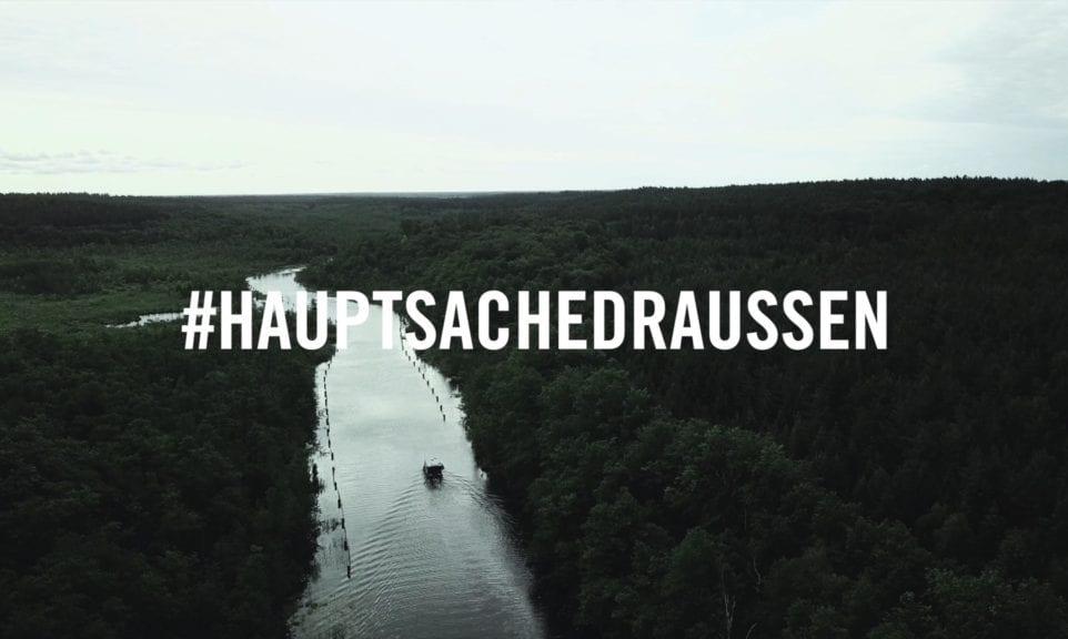 #hauptsachedraussen | Das Gewinnspiel