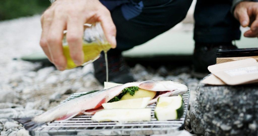Markus Sämmer Fisch vom Grill