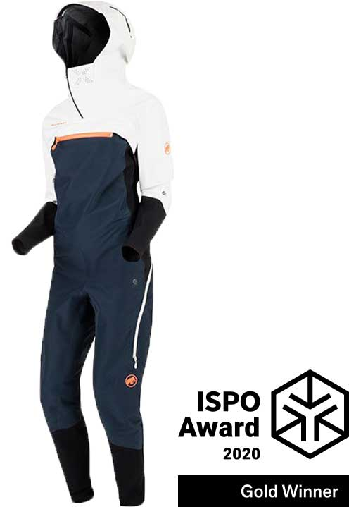 Innovation: Mammut Halo Outfit