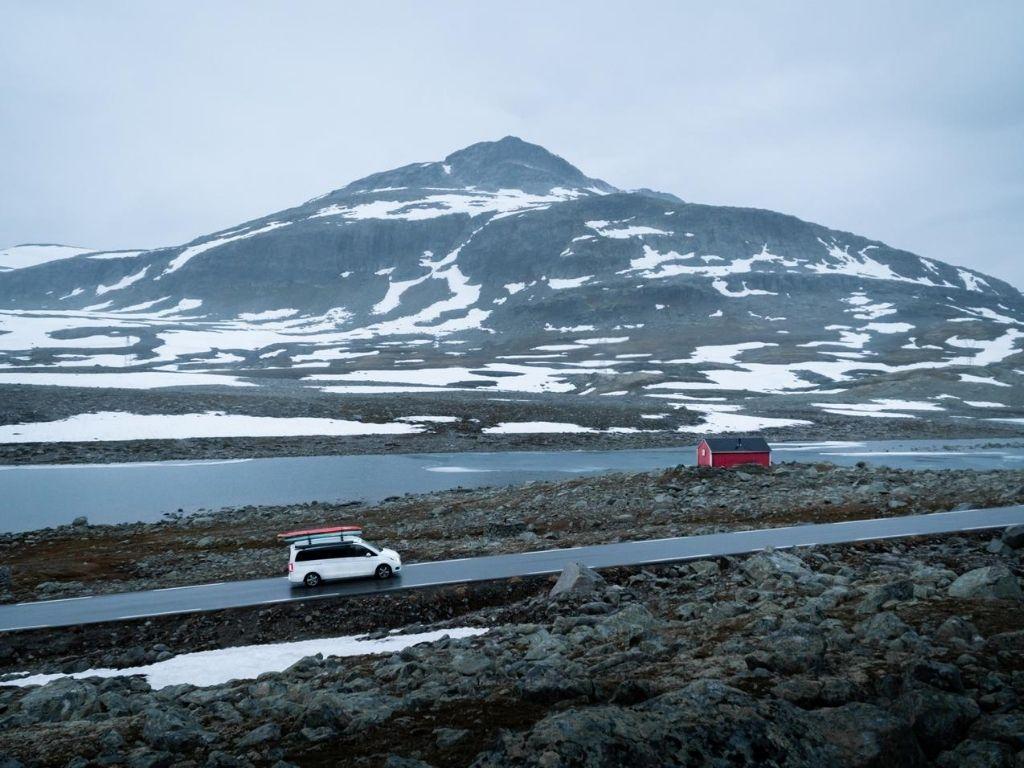 Hochlandebene Norwegen